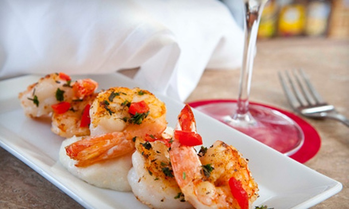 The Red Fox - Houston: Texas Coastal Cuisine for Dinner or Lunch at The Red Fox in Baytown