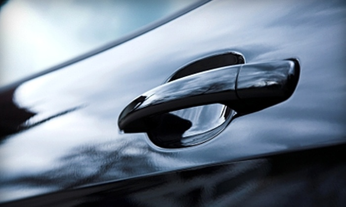 Exotic Auto Detail - Washington: $50 for VIP Package from Exotic Auto Detail ($106 Value)
