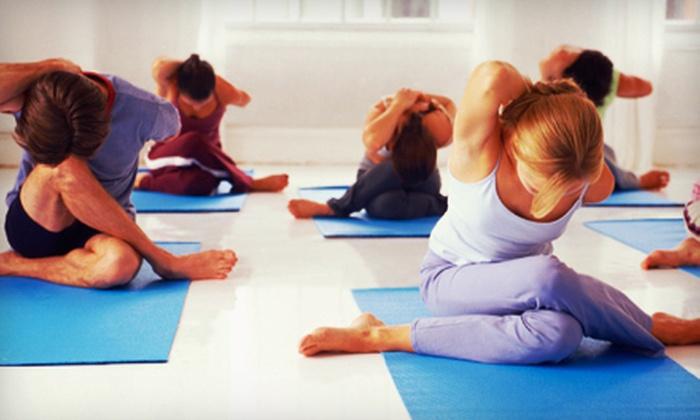 Fort Thomas Yoga Den - Fort Thomas: 5 or 10 Classes at Fort Thomas Yoga Den (55% Off)