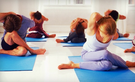 5 Yoga Classes (a $55 value) - Fort Thomas Yoga Den in Fort Thomas