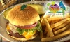Jimmy Buffett's Margaritaville - The Strip: $15 for $30 Worth of Tropical-Inspired Cuisine and Drinks at Jimmy Buffett's Margaritaville