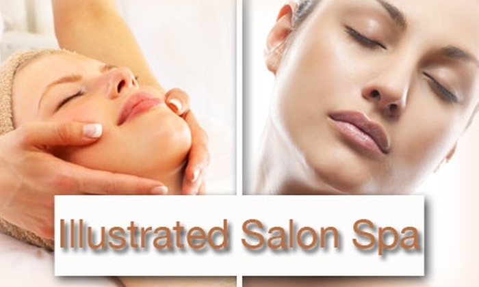 Illustrated Salon Spa - Green Lakes: $40 for a Renewal Facial at Illustrated Salon Spa on Green Lake