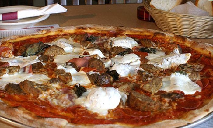 Napoli's Pizza & Fresh Pasta - Napoli Pizza and Fresh Pasta: Four-Course Italian Meal for Two, Four, or Six at Napoli's Pizza & Fresh Pasta in Mansfield (Up to 56% Off)