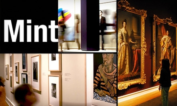 Mint Museum - Third Ward: $30 for a One-Year Individual Membership to the Mint Museum ($60 Value)