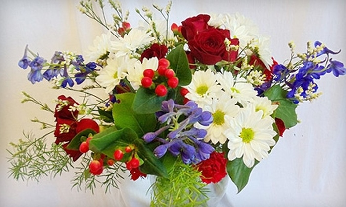 Carlone's Florist - Portsmouth: $25 for $50 Worth of Floral Arrangements Plus Delivery from Carlone's Florist in Portsmouth (Up to $59 Value)