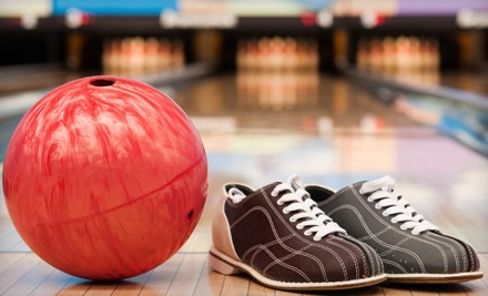 3 Games and Shoe Rental for 2 People (a $28 value) - Buckeye Lanes in North Olmsted