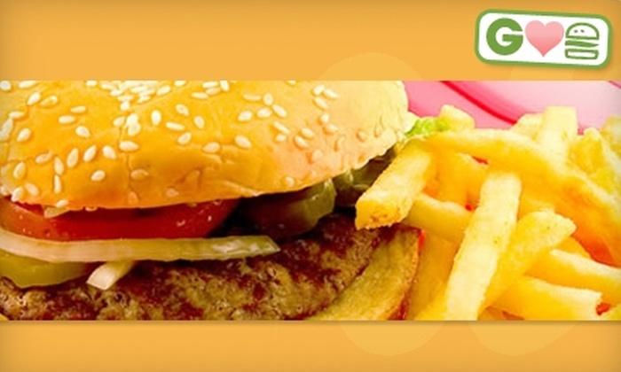 Wally's Restaurant - Park Ridge: $10 for $20 Worth of Burgers and Sandwiches at Wally's Restaurant in Park Ridge