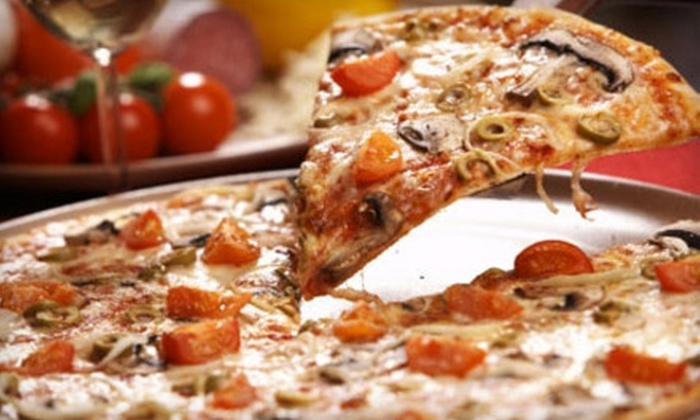 Gus's New York Pizza - Multiple Locations: $10 for $20 Worth of Pizza, Pasta, and Subs at Gus's New York Pizza