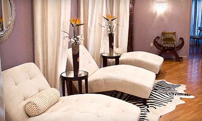 Kym with a Y Organic Spa Studio  - Stockton: $50 for Microdermabrasion at Kym with a Y Organic Spa Studio ($100 Value)
