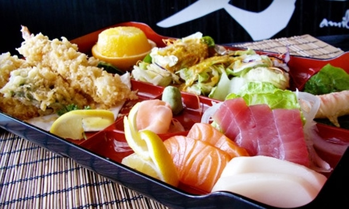 Ninja's Asian Tavern - Miami Lakes: $10 for $20 Worth of Korean and Japanese Fusion Cuisine at Ninja's Asian Tavern in Miami Lakes