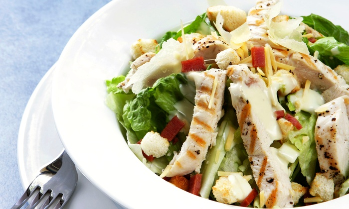 A Tyme 2 Eat Cafe - Miami: Catering Services from A Tyme 2 Eat Cafe (48% Off). Two Options Available.