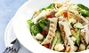 A Tyme 2 Eat Cafe: Catering Services from A Tyme 2 Eat Cafe (48% Off). Two Options Available.