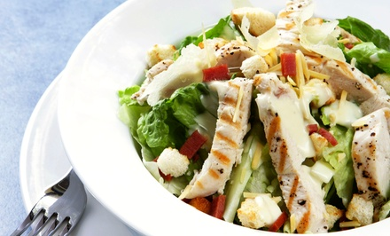 Catering Services from A Tyme 2 Eat Cafe (51% Off). Two Options Available.