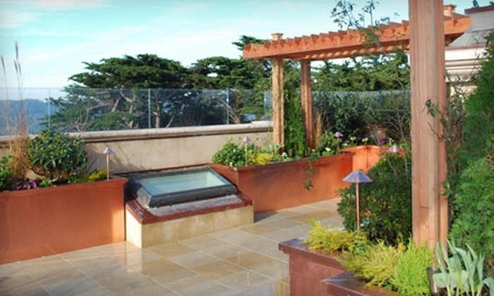 Rock & Rose Landscapes - Civic Center: $94 for a 90-Minute Landscaping Consultation from Rock & Rose Landscapes