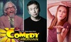 Comedy Caravan - Tyler Park: Up to 60% Off Two Tickets to Comedy Caravan. Choose from Two Ticket Options.