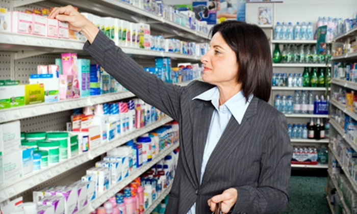 Hoboken Family Pharmacy - Downtown,Meat Packing District,Newport: $15 for $30 Worth of Medical Supplies, Beauty Products, and Prescriptions at Hoboken Family Pharmacy