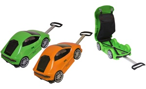 lamborghini kid 39 s carry on groupon goods. Black Bedroom Furniture Sets. Home Design Ideas