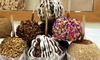 Rocky Mountain Chocolate Factory - West Davis: $13 for $20 Worth of Handmade Caramel Apples at Rocky Mountain Chocolate Factory