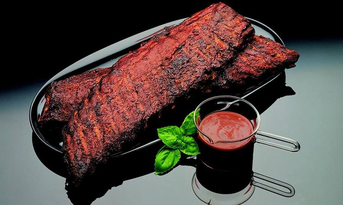 Carson's Ribs - River North: $69 for Dinner for Two at Carson's Ribs