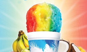 Tropical Sno Paradise: Shave Ice at Tropical Sno Paradise (50% Off)