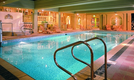 Co. Durham: Double, Twin or Deluxe Room for Two with Breakfast, Dinner and Option for Prosecco at 4* Redworth Hall Hotel
