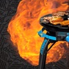 $149 for a Blacktop 360 Party Hub Grill Fryer