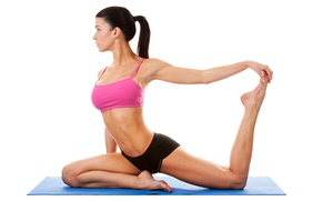 UNLEASHED Women's Fitness Studio: Up to 88% Off Unlimited Yoga Classes at UNLEASHED Women's Fitness Studio