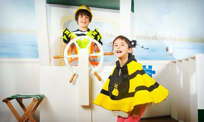 Kids Discovery Museum - Bainbridge Island: Visit for Four or One-Year Membership to Kids Discovery Museum (Up to 51% Off)