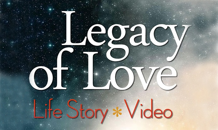 KSET Studios LLC - Stow: $119 for a 60-Minute Legacy of Love Life-Story Video Session at KSET Studios LLC ($249 Value)