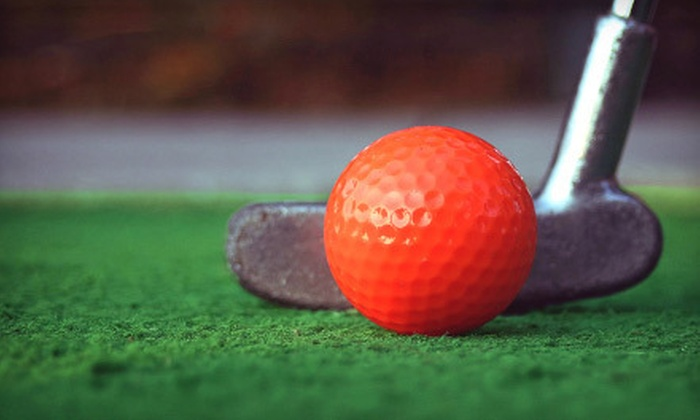 Love Global Foundation Mini Golf Tournament - Cultas Lake: Love Global Foundation Mini Golf Tournament Entry and Barbecue Lunch for Two, Four, or Five on July 6 (Up to 60% Off)