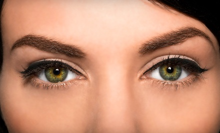 3 Sessions of Eyebrow Threading (a $30 value) - Just Stringz in Plano