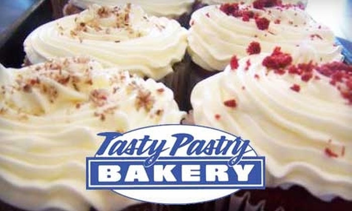 Tasty Pastry Bakery - Tallahassee:  $10 for $20 Worth of Baked Goods & More at Tasty Pastry Bakery