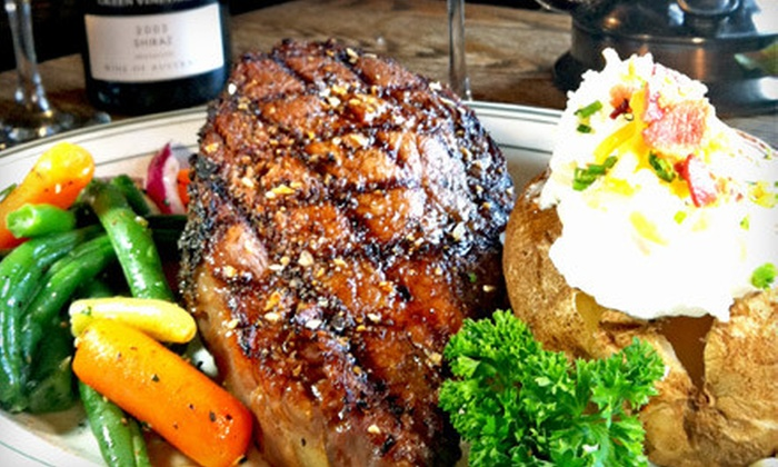 Stagecoach Inn - Manitou Springs: Comfort Fare for Lunch or Dinner at Stagecoach Inn (Half Off)