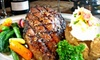 Stagecoach Inn Restaurant - Manitou Springs: Comfort Fare for Lunch or Dinner at Stagecoach Inn (Half Off)