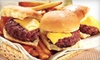 Burger Delux Restaurant - CLOSED - Plymouth: $7 for $15 Worth of Burgers and Thirst Quenchers at Burger Delux in Northville