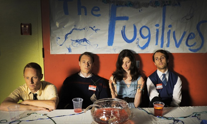 The Fugitives with C.R. Avery and Wil - Downtown Vancouver: $17 for a Night Out to See The Fugitives with C.R. Avery and Wil on November 2 at The Vogue Theatre (Up to $34.50 Value)