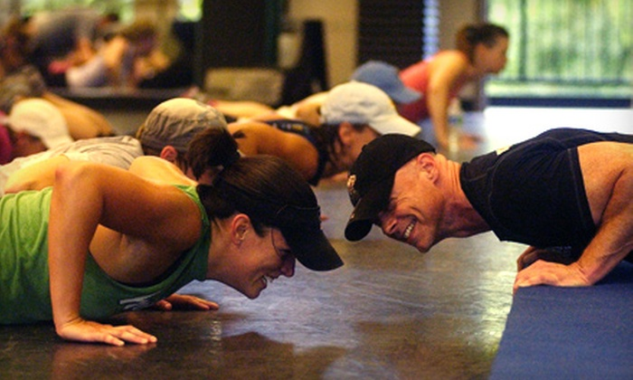 START Fitness - Bellmont/Hillsboro: $40 for Two Weeks of Boot-Camp Classes at START Fitness (Up to $160 Value)