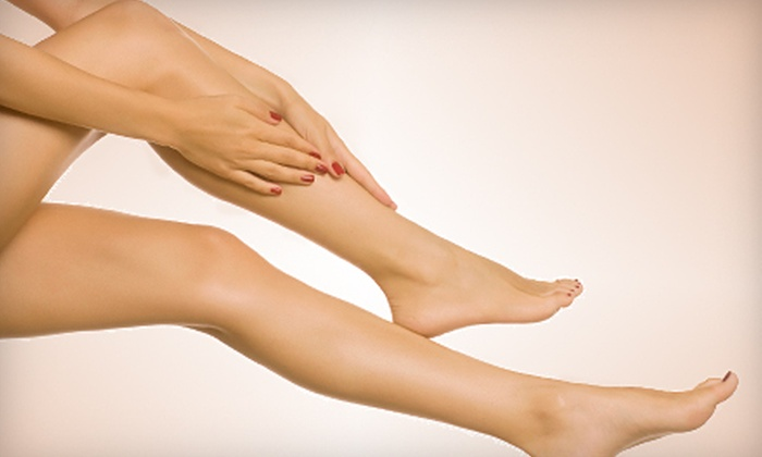 Center for Interventional Medicine - Burke: One, Two, or Three Sclerotherapy Treatments at Center for Interventional Medicine (Up to 69% Off)