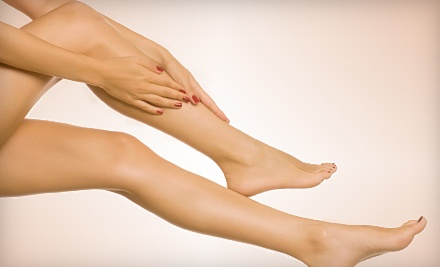 1 Sclerotherapy Treatment (a $300 value) - Center for Interventional Medicine in Burke