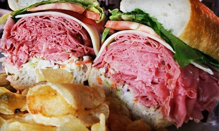 The Basin Pub - Perinton: $15 for $30 Worth of Pub Fare and Drinks at The Basin Pub in Pittsford