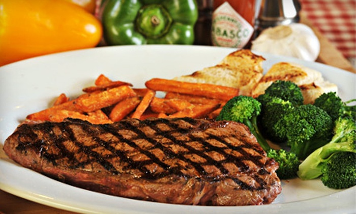 O'Henrys - Multiple Locations: $15 for $30 Worth of Steak-House Fare and Drinks at O'Henrys