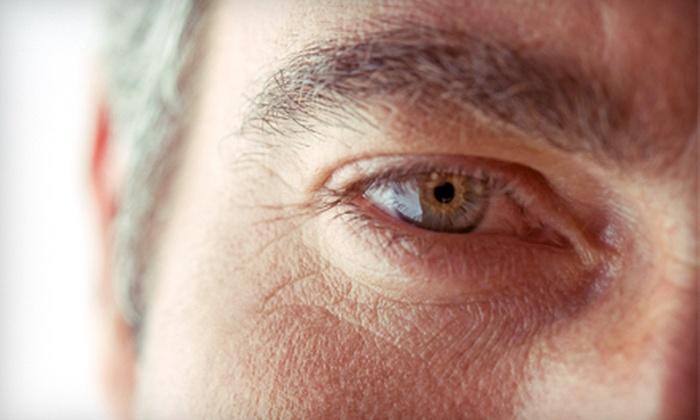 Diagnostic Eye Center - Houston: $100 for $1,600 Toward LASIK Eye Surgery at Diagnostic Eye Center
