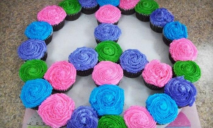 The Cake House & More - Stockbridge: $12 for One-Dozen Cupcakes at The Cake House & More in Stockbridge (Up to $25 Value)