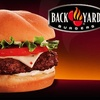 Half Off at Back Yard Burgers