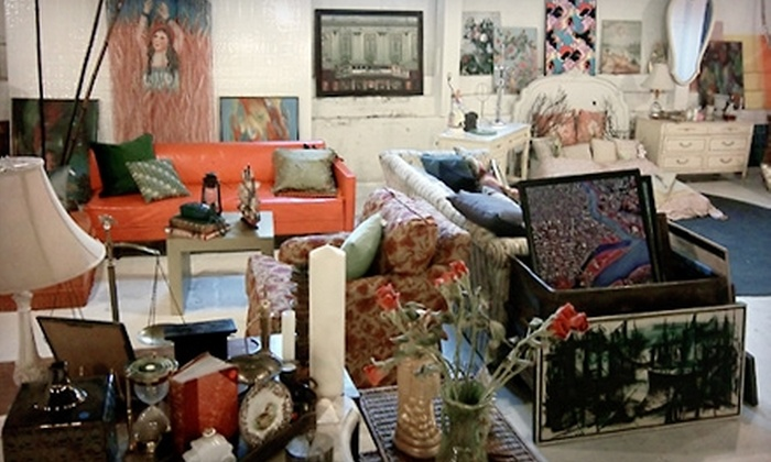 Film Biz Recycling's Prop Shop - Brooklyn: $45 for $100 Worth of Décor at Film Biz Recycling's Prop Shop