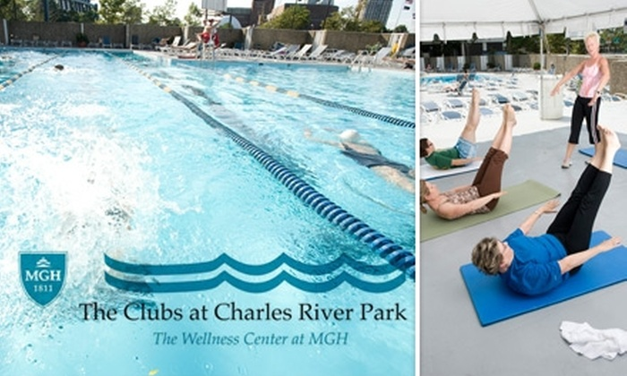 The Clubs at Charles River Park - West End: $50 for a Two-Week Membership to The Clubs at Charles River Park ($316 Value)