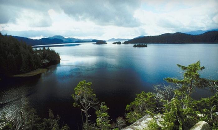 ITT Wilson's Tours - James Bay: West Coast Spirit Adventure Tour for One or Two from ITT Wilson's Tours