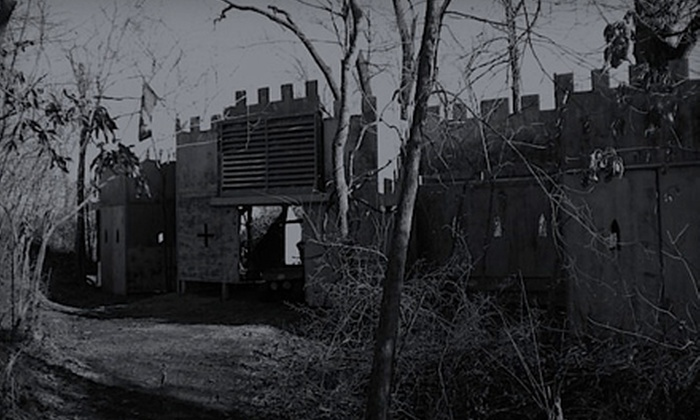 Haunted Paintball Park - Xtreme Paintball Park: $20 for an Admission Package to the Haunted Paintball Hayride and Trail at Haunted Paintball Park in Millstadt