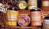 Half Off Scented Candles and Rustic Home Décor