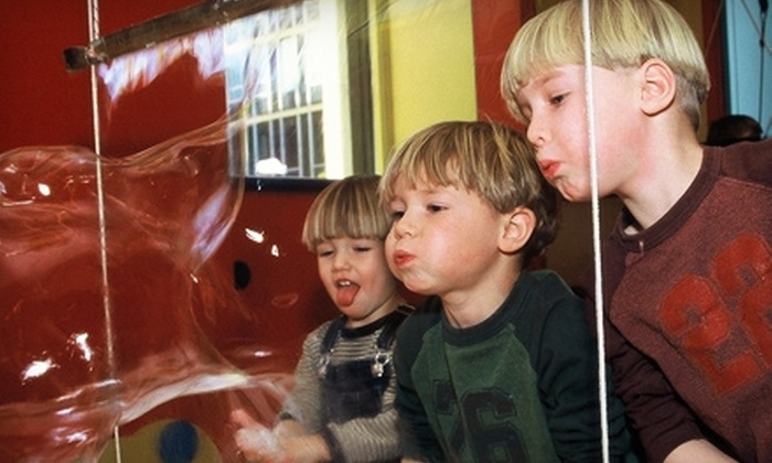 Discovery Centre - Downtown Halifax: $35 for a Family Membership to Discovery Centre ($75 Value)